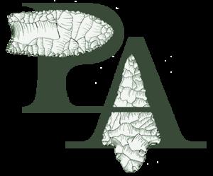 Palaeoindian Archaeology logo